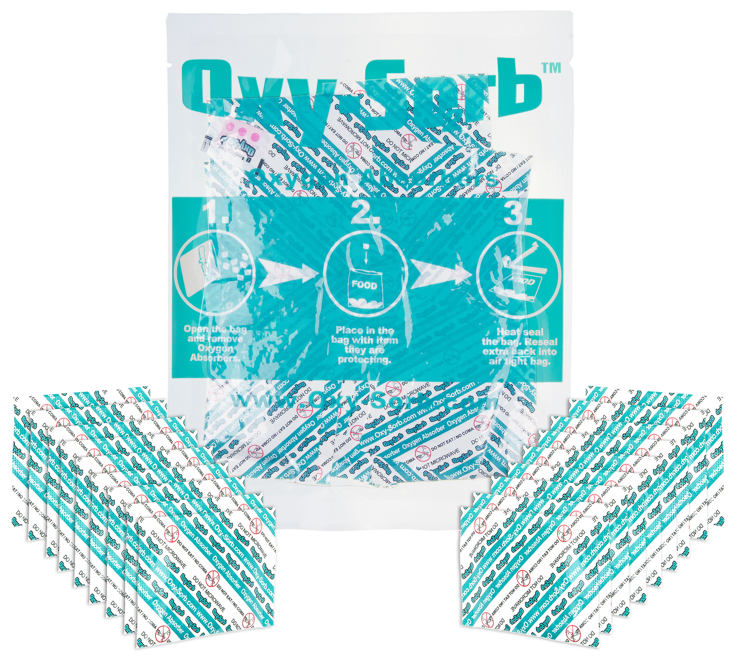 300cc Oxygen Absorber - Pack of 20