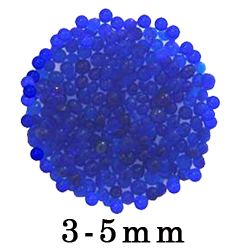 2KG of Blue Silica Gel Beads