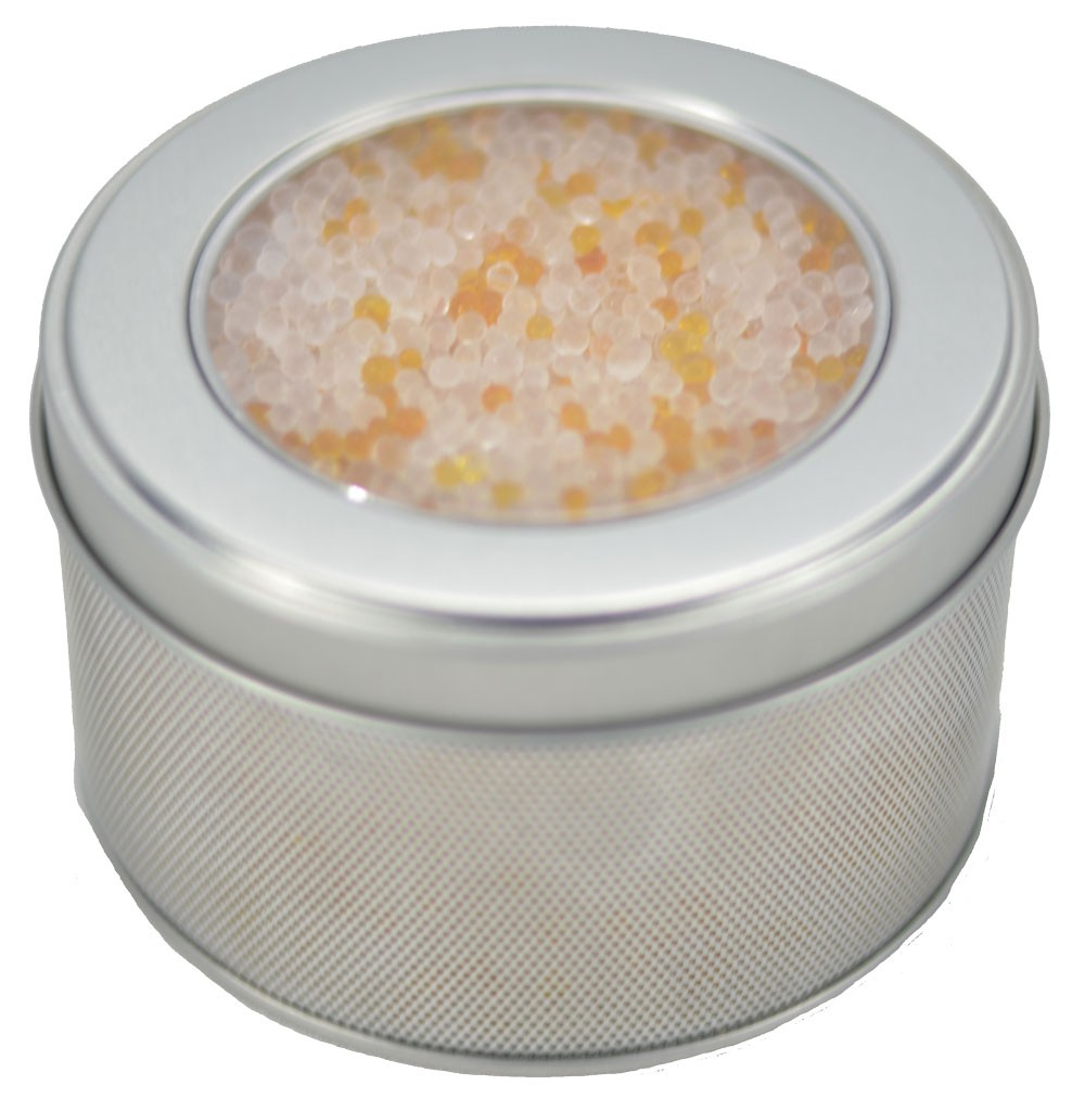 300 Gram Indicating Silica Gel Canister Dehumidifier