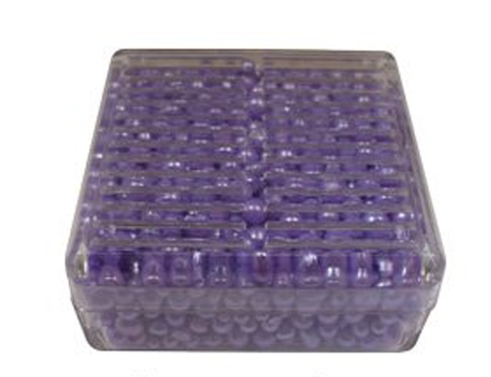50 Gram Scented Silica Gel Plastic Canister - Available In Apple, Lavender, Lemonade, or Rose.