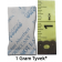 1 Gram Silica Gel Packet - Tyvek®
