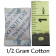 1/2 Gram Silica Gel Packet - Cotton