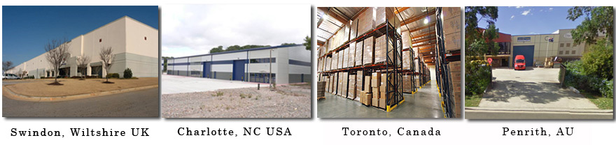 Worldwide Warehouses